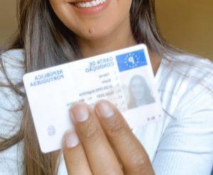 troca licencia portugal